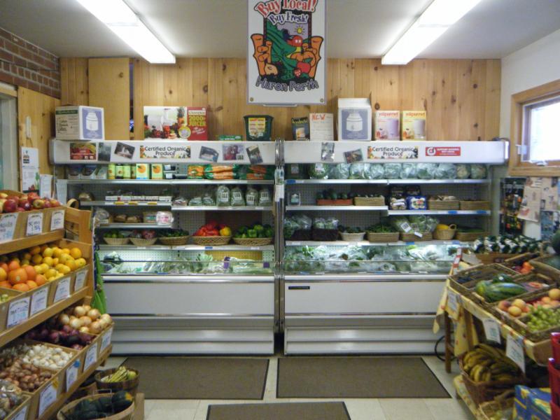 Bulk Food Store Stratford