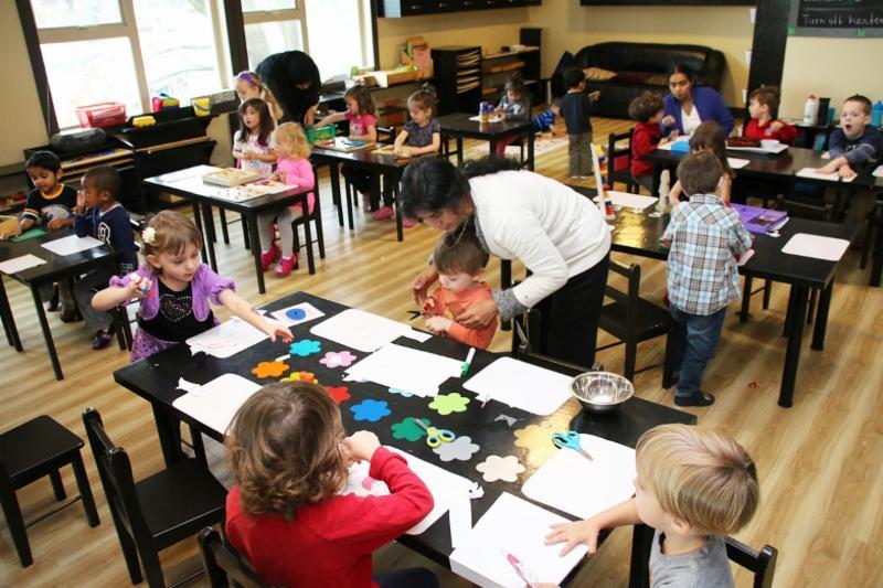 photo Fraser Montessori Daycare