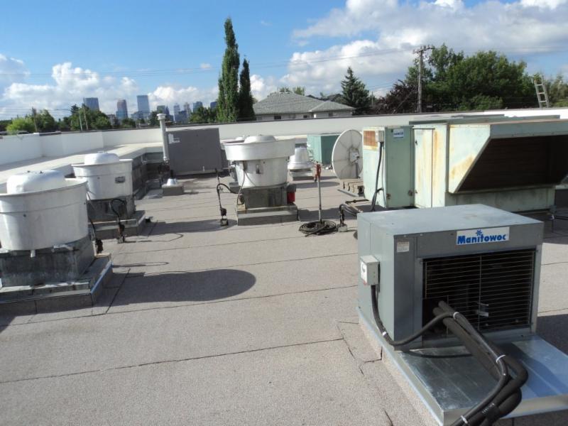 Central Roofing Calgary Ltd Calgary Ab 4007 Ogden