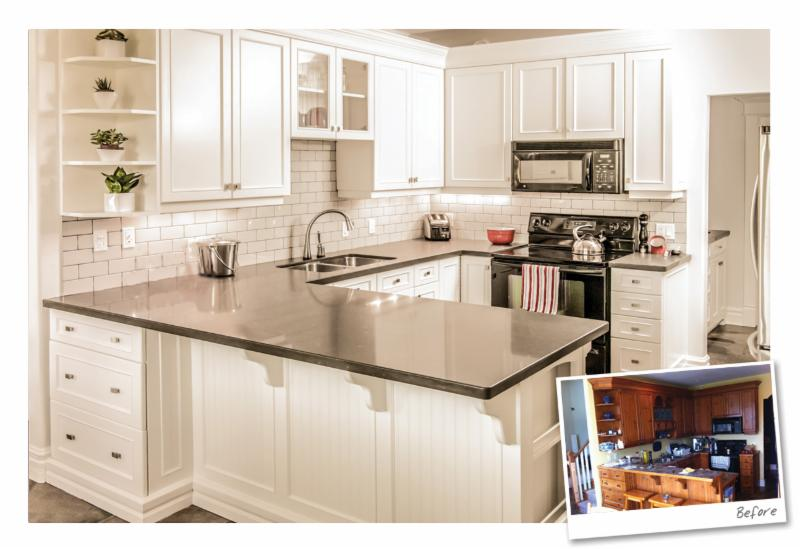 Kitchen Cabinet Refacing Barrie