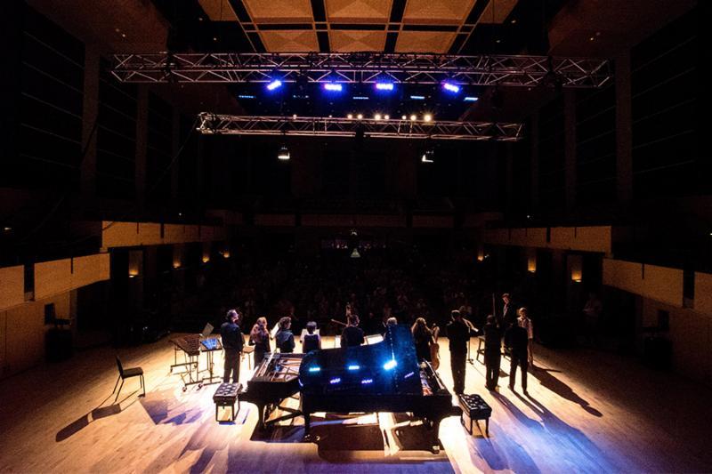 Salle Françoys-Bernier     Crédit photo: Patrice Gagnon / GoXplore.com