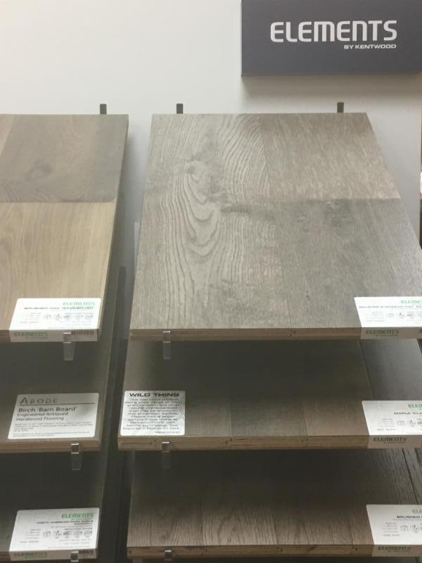 Elements Hardwood Floor