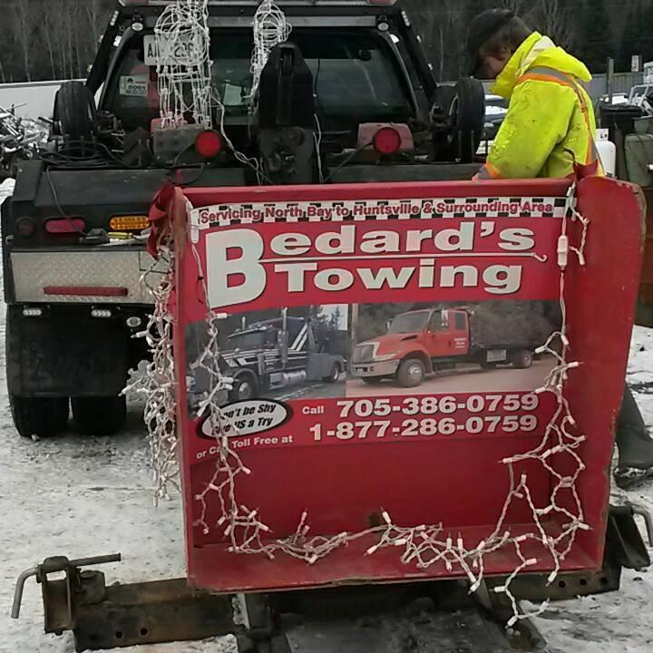 Bedard s Towing South River ON 37 Industrial Rd