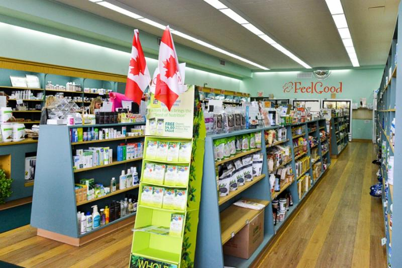 Natural health stores montreal