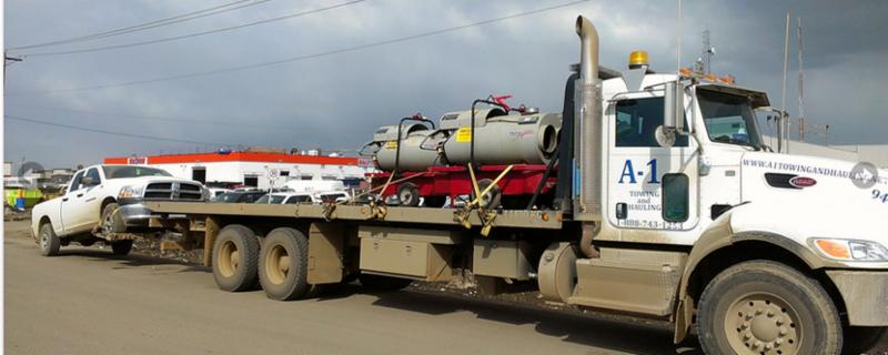 Equipment Towing