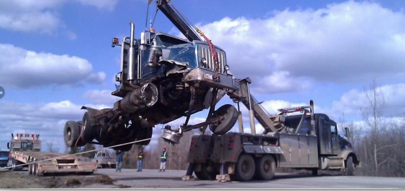 Trained Personnel for Heavy Equipment Recovery