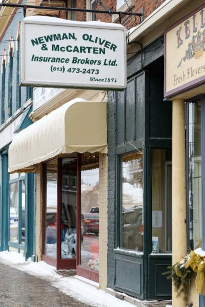 photo Newman Insurance