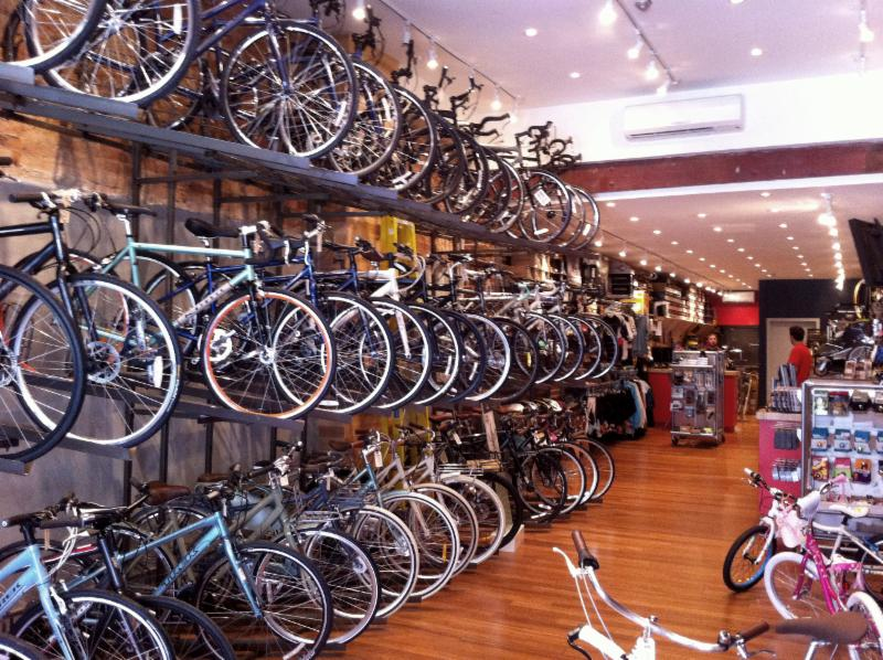 One of Toronto's favourite bike shops, Sweet Pete's offers a full-service retail, repair and rental location at Evergreen Brick Works in the heart of some of Toronto's .