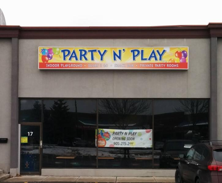 Private Party Rooms Mississauga