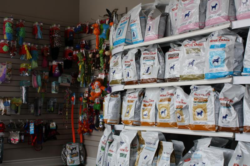 Cat & Dog Food Available