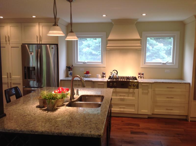 Complete Kitchen Addition