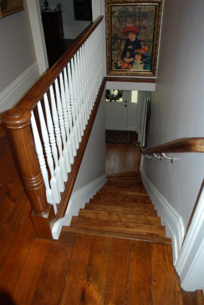 After Custom Staircase Installation