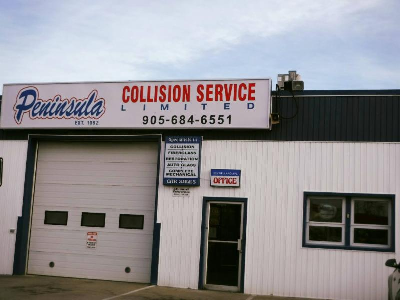 photo Peninsula Collision Service Ltd