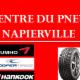 Centre Du Pneu Napierville - Magasins de pneus - 450-245-3407
