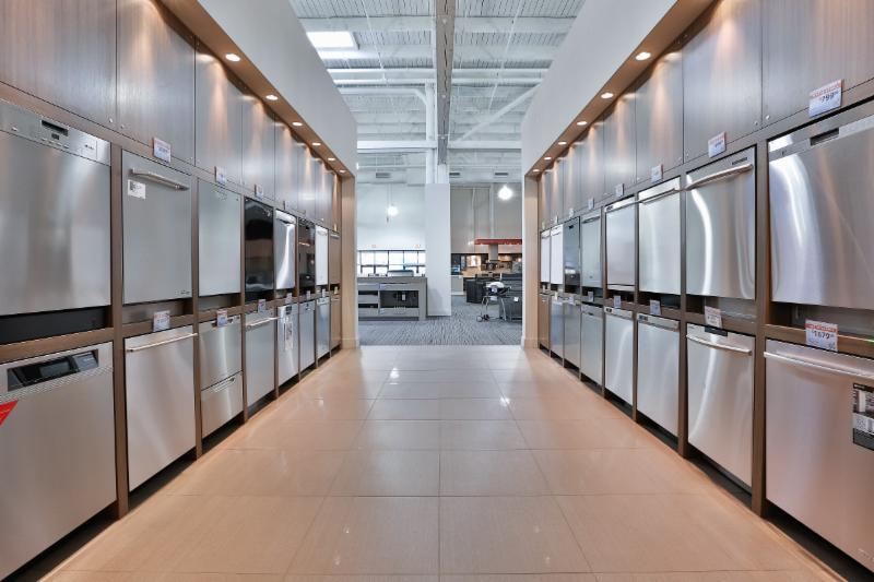 A wide variety of dishwashers to best fit your home and style.