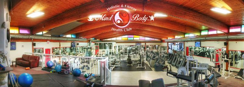 Mind body holistic fitness health club hawkesbury on for A second glance salon