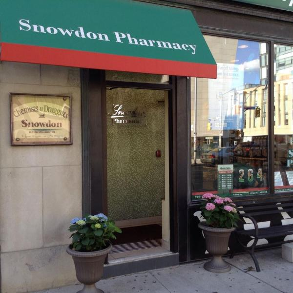 Welcome to SNOWDON GUARDIAN PHARMACY