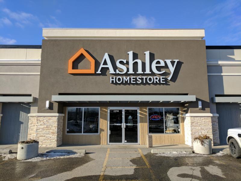 Ashley Furniture HomeStore on Highway 97 N in Kelowna  BC   Ashley Home  Store. Ashley Home Store   Opening Hours   2514 Highway 97 N  Kelowna  BC