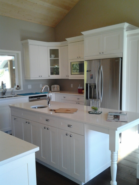 Island Dream Kitchen North Saanich Bc 102 10124