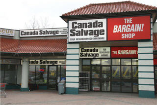 Canada Salvage Co Windsor On 1262 Ottawa St Canpages
