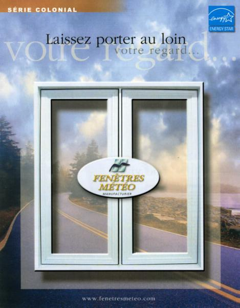 Portes et fen tres larivi re horaire d 39 ouverture 2550 for Fenetre in english