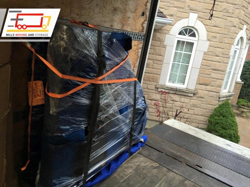 Mills Moving      Piano Experts