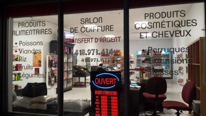 Exotica Epicerie Salon De Coiffure - Opening Hours - 769, rue d ...