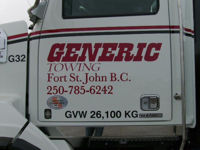 photo Generic Towing & Auto Parts Ltd