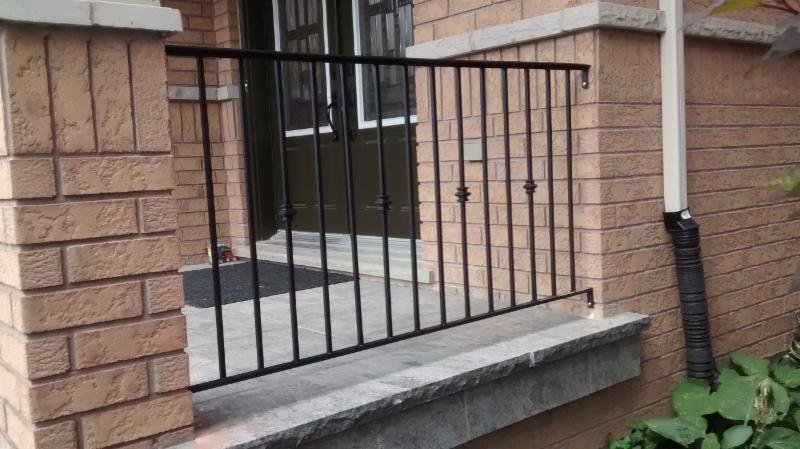 R C Ironworks Railings More Bradford ON 6 Industrial Crt Can