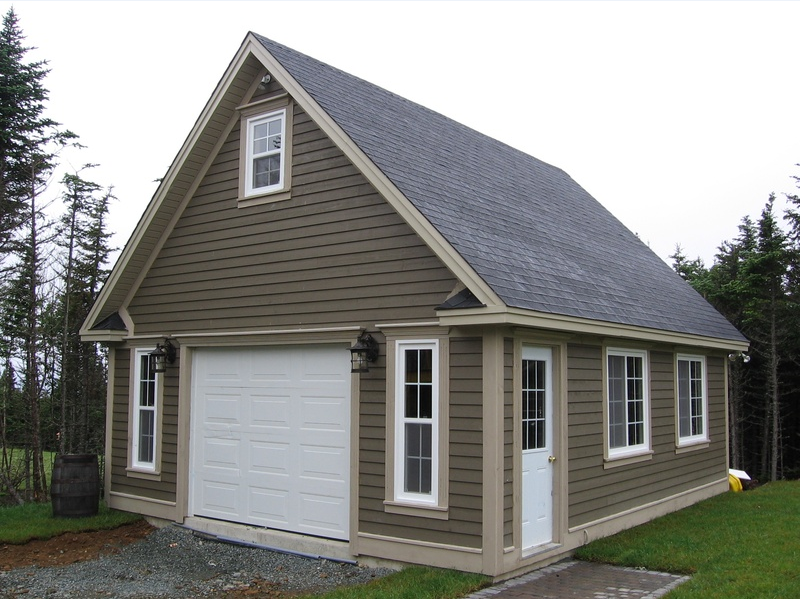 Shed city outdoor living ltd mount pearl nl 1164 for Rona garage plans