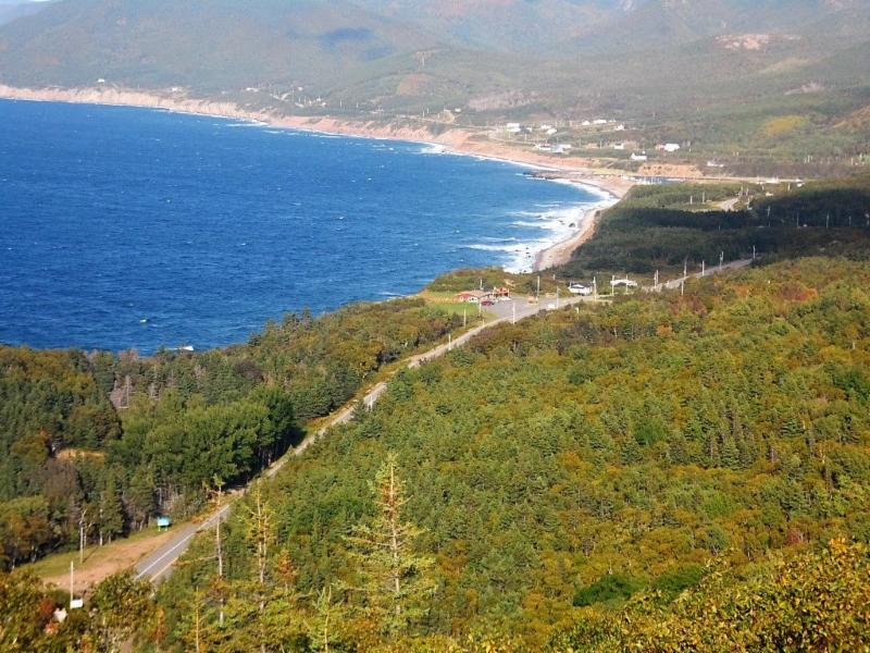 Check out our tour packages of the Cabot Trail.