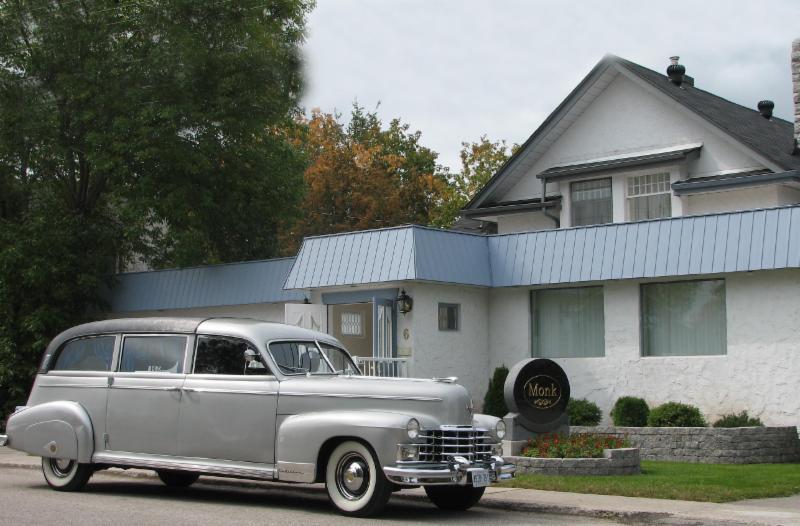 Monk Funeral Home Bobcaygeon Ontario Canada