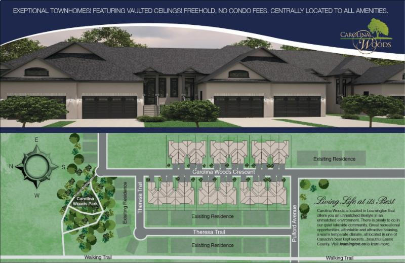 New millenium homes horaire d 39 ouverture 52 debergh ave for Modern homes leamington
