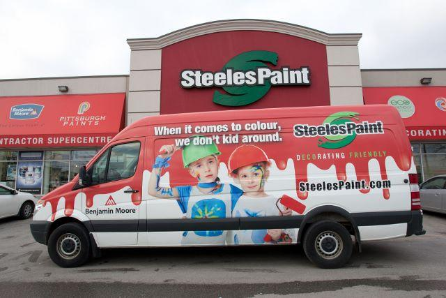 Steeles Paint Amp Decor Store Woodbridge On 4190