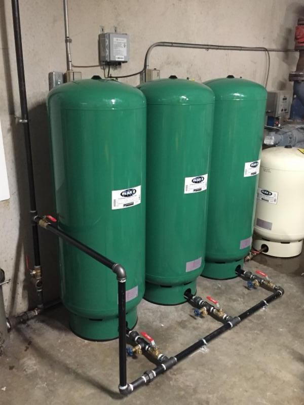 Expansion tanks make sure your boilers and hydronic heating system operate safely and efficiently and are a prime cause of expansion control problems.