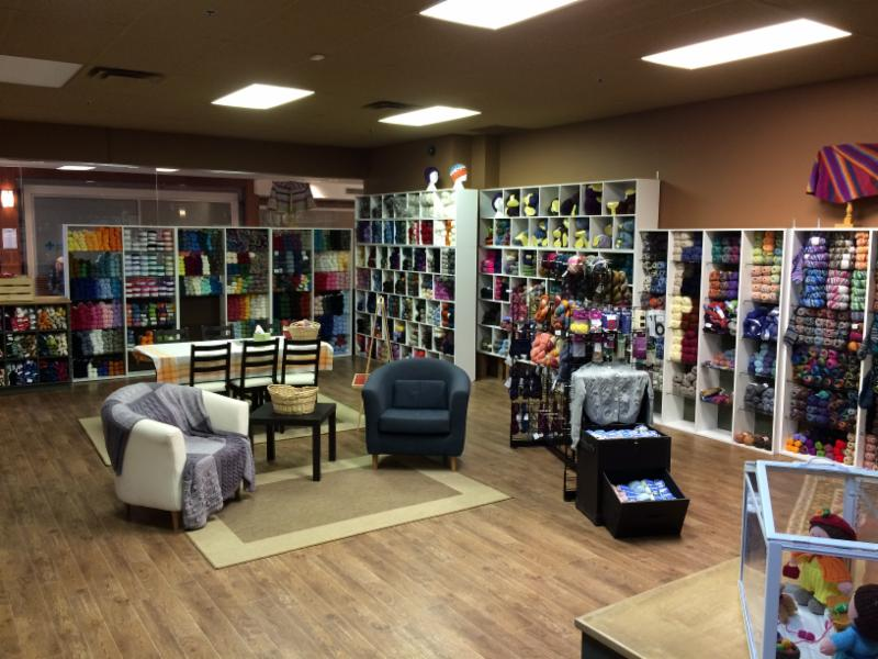 Knitting Room Calgary : Knitting room the calgary ab brentwood rd