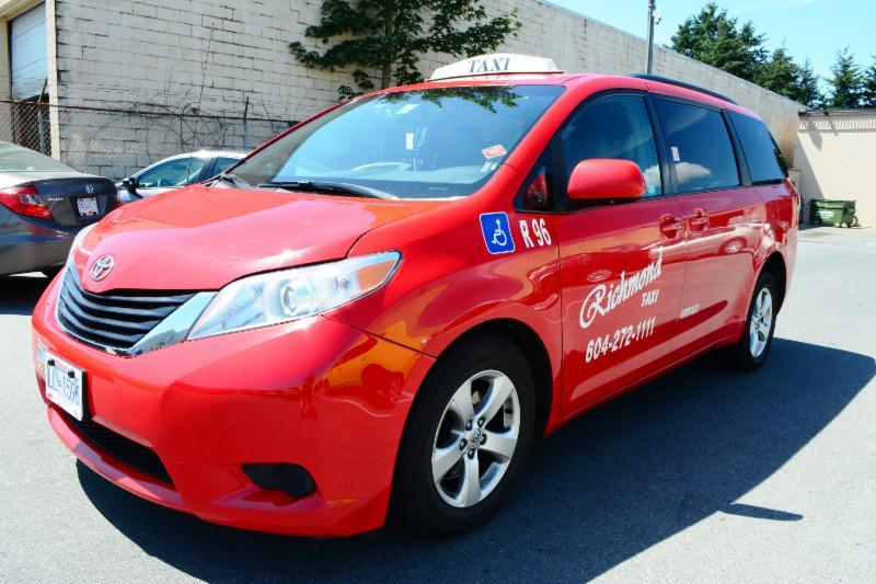 photo Richmond Taxi Ltd