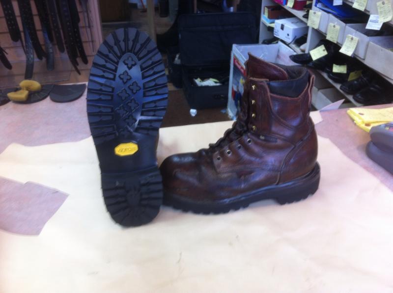 Shoe Repair Westminster Mall