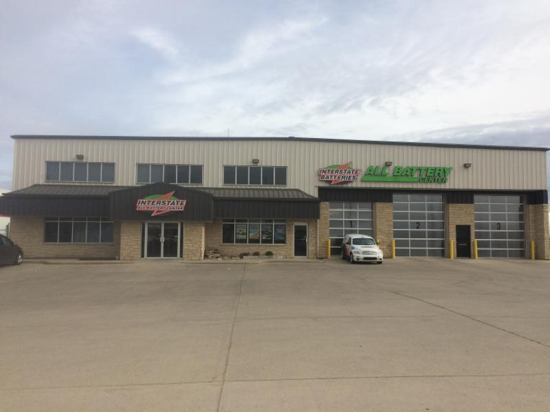 Interstate Batteries Store Front