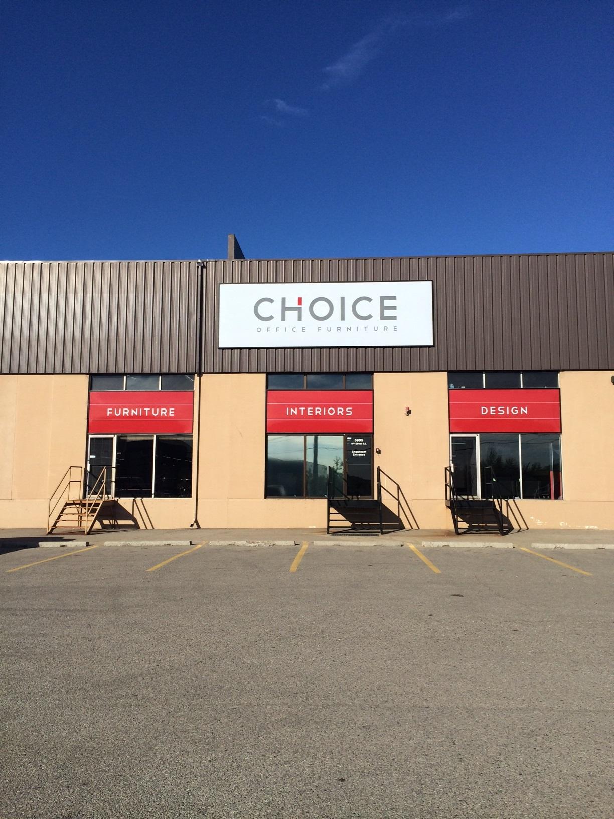 Choice Office Furniture Ltd