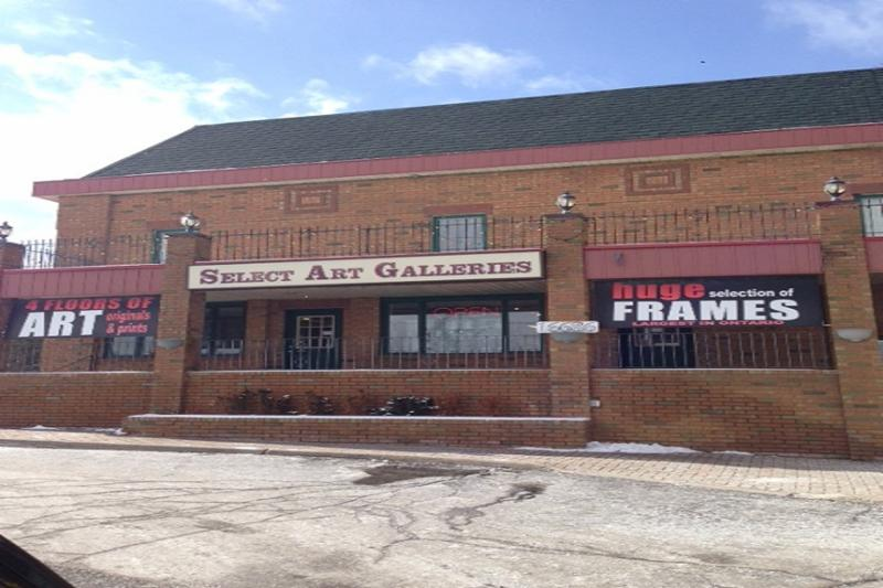 Picture Frame Factory Warehouse Newmarket On 16686