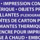 Impressions Flexoplus - Lettrage d'enseignes - 450-405-2638