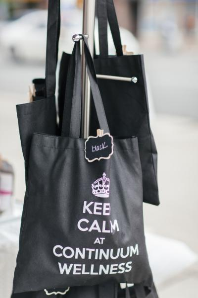 Keep Calm at Continuum