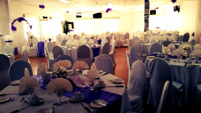 photo Buffet Soleil Salle De Reception