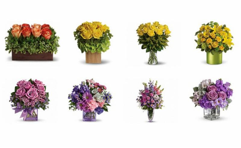 photo Rainbow Florist