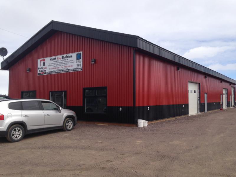 North Field Builders Main Office Happy Valley Goose Bay