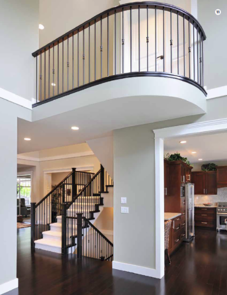 Creative Design Stairs & Railing - Orillia, ON - 851 West ...