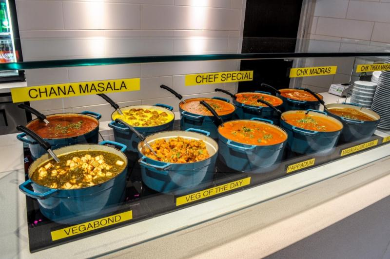 Amaya express yorkdale mall menu hours prices for Amaya indian cuisine menu