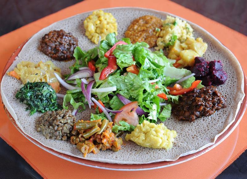 Abyssinian Calgary Restaurant