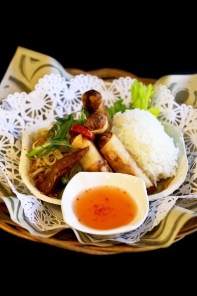 Cafe Thai Menu Halifax